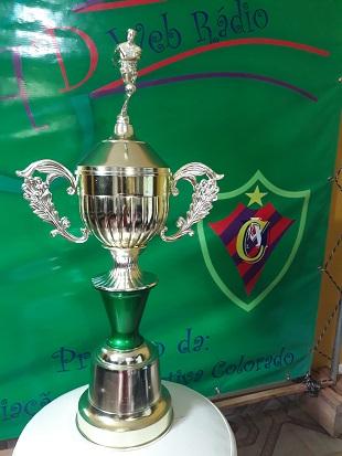 Campeão Piraporense de Juniores Amador de 2015