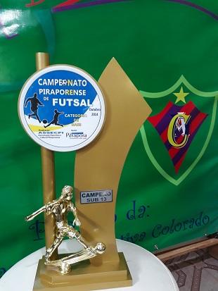 Campeão Sub-13 - 2014