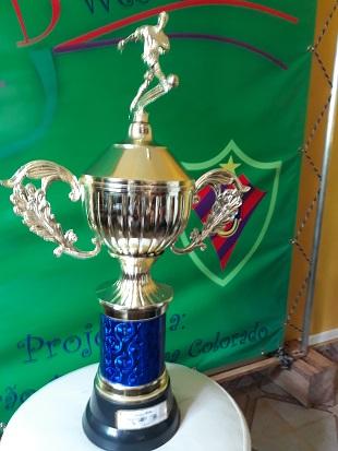 Campeão da Taça Buritizeiro Categoria Sub-18 - 2016