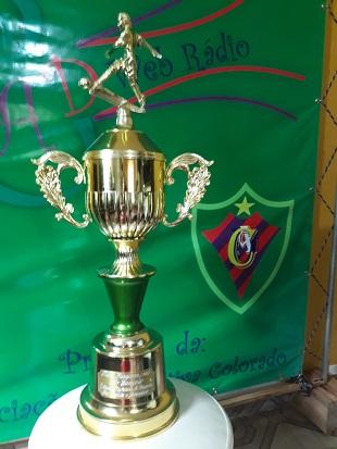 Campeão da Taça Pirapore de Futebol Amador 2013