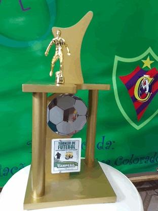 Campeão Torneio dos 53º aniversário de Buritizeiro - 2015