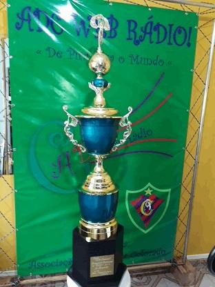 Campeão Buritizeirense na Categoria Sub-18 - 2017