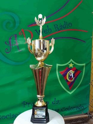 Campeão Taça Palimontes/Unimontes Cat. Infantil - 2013