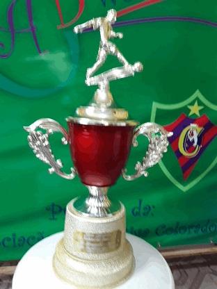 Campeão da Taça Santina Sub-13 - 2015