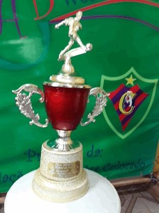Campeão da Taça Santina Sub-15 - 2015