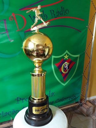 Vice Campeão Buritizeiro Categoria de Base Sub-18 - 2014