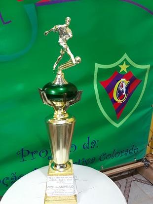 Vice Campeão Sub-13 - 2017