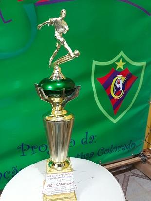 Vice Campeão Sub-15 - 2017