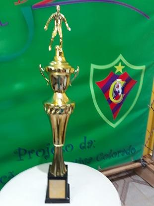 Campeão Sub-17 - 2015
