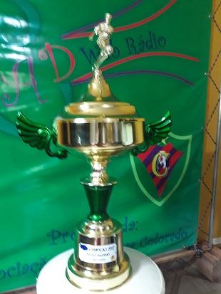 Vice Campeão da Taça União - 2017